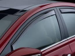 100 Window Visors For Trucks WeatherTech 80473 Vent Front