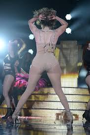 PICS Jennifer Lopez s Wardrobe Malfunction — Zipper Busts Open At