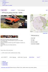 100 Craigslist Portland Oregon Cars And Trucks For Sale By Owner At 2300 Could This 1979 Toyota Hilux Be All The Truck Youll Ever