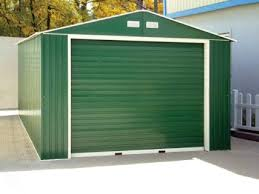 duramax 12 x 20 green metal garage rv atv and storage
