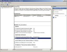installer bureau à distance partie iii installer terminal server