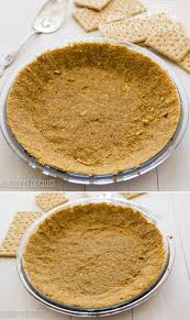 Pumpkin Pie Without Crust And Sugar by Graham Cracker Crust Recipe For Baked Pies Or No Bake Pies