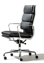 Eames Style Soft Pad Management Chair by Eames Soft Pad Aluminum Group One Day Maybe For My Desk Great