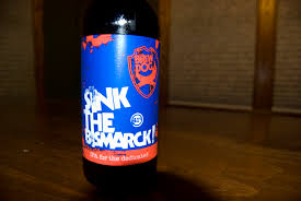 daily beer review sink the bismarck drink matron guest post