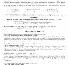 Resume Purpose Statement Mesmerizing Sample