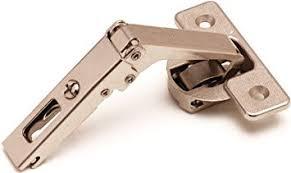 salice pie cut corner hinge self closing screw on hinge