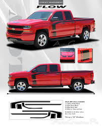 2016-2018 Chevy Silverado Decals And Stickers FLOW Racing Vinyl ... Vehicle Wraps Seattle Custom Vinyl Auto Graphics Autotize Fleet Lettering Ford F150 Predator 2 Fseries Raptor Mudslinger Side Truck Bed Tribal Car Graphics Vinyl Decal Sticker Auto Truck Flames 00027 2015 2016 2017 2018 Graphic Racer Rip 092018 Dodge Ram Power Hood And Rear Strobes Shadow Chevy Silverado Decal Lower Body Accent Apollo Door Splash Design Rally Stripes American Flag Decals Kit Xtreme Digital Graphix 002018 Champ Commerical Extreme Signs Solar Eclipse Inc