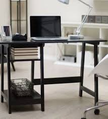 Ameriwood Computer Desk With Shelves by Ameriwood Corner Desk With 2 Shelves In Black Ebony Ash Black