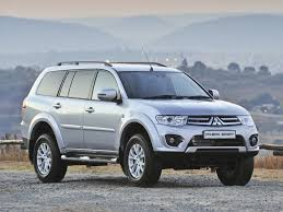 2014 Mitsubishi Pajero sport – pictures information and specs