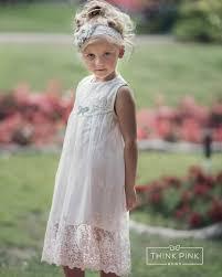 flower dress rustic flower dress country lace flower
