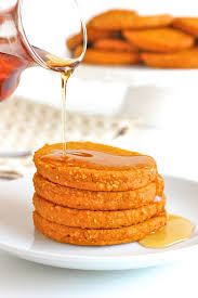 Pumpkin Pie Overnight Oats Rabbit Food by Healthy Pumpkin Oatmeal Blender Pancakes The Bakermama