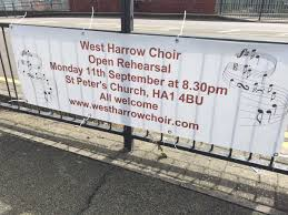 Harrow Christmas Tree Collection by West Harrow Choir Westharrowchoir Twitter