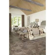 12 in x 12 in peel and stick chestnut blended slate vinyl tile
