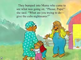 Berenstain Bears Halloween by The Berenstain Bears Go On A Ghost Walk Part 3 Book Apps Youtube