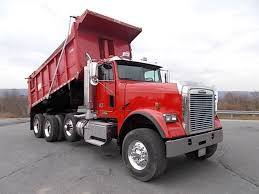 Tri-Axle Steel Dump Trucks For Sale - Truck 'N Trailer Magazine