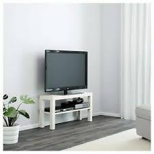 details zu ikea lack tv board tv tisch fernsehtisch lowboard hi fi regal wohnzimmerbank