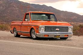 Gary Cooper's Never-Done 1972 Chevy Cheyenne - Hot Rod Network
