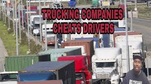 How Trucking Companies That Cheat Drivers VLOG - YouTube West Coast Transport Service Files Chapter 7 Bankruptcy South Cadian Trucking Company Sets Up Us Headquarters In Miami Eagle Cporation Transporting Petroleum Chemicals Myths About Flatbed Hauling Fleet Clean Merging Trucking And Technology Bosami Medium Truck Trailer Express Freight Logistic Diesel Mack Bos Global Logistics Trucking Companies Dispatch Service 7863910312 Freight Shipping Purdy Brothers Refrigerated Dry Van Carrier Driving Jobs Albany Georgia Dougherty Restaurant Bank Hotel Attorney Drhospital Ftl Ltl
