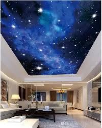 großhandel 3d wallpaper benutzerdefinierte foto starry