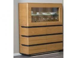 dkk klose zebra kastenmöbel 7427 highboard inkl glaskantenbeleuchtung kommode für wohnzimmer oder esszimmer beimöbel sockelbeleuchtung und ausführung