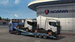 SCS Software's Blog: Euro Truck Simulator 2 Update 1.32 Open Beta