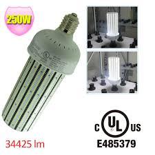 1000watt metal halide workshop church light replacement 250w led