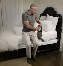 Stander Ez Adjust Bed Rail by Stander Signature Confidence Bed Handle Valley Medical Supplies