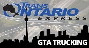 100 Overnight Trucking GTA LTL FTL Same Day Rush And Freight Trans