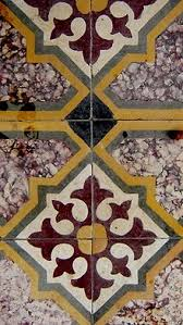 Floor Tile In Karpas Northeastern Cyprus