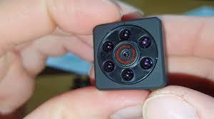 die unauffällige mini kamera euskde überwachungskamera infrarot nachtsicht bewegungserkennung