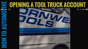 100 Snap On Tool Truck Locator How To Open Your First Account Cornwell Tools YouTube