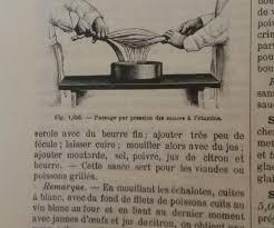 dictionnaire de cuisine la recette de la sauce échalote selon la formule 5 000 du