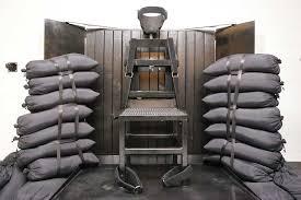 la chaise electrique chaise électrique rétablie dans le tennessee