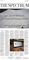 Ndsu Help Desk Number by Ndsu Spectrum May 4 2017 By Ndsu Spectrum Issuu