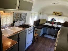 100 Refurbished Airstream Vintage Camper Trailers For Sale VINTAGE CAMPER TRAILERS