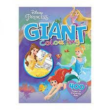 Disney Princess Giant Coloring Book