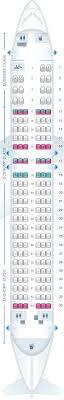 siege a320 seat map air canada airbus a320 200 seatmaestro