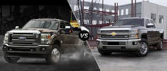 Head To Head: Chevy Silverado 2500HD Versus Ford F-250 – GT Speed