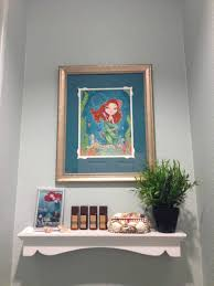 Little Mermaid Bath Decor by Bathroom House U The Little Guest Bath Decor Cool Features Decor