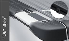 ultimate bedrail tailgate caps bushwacker
