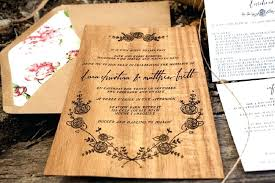 Wooden Wedding Invitations 3669 Together With Elegant Rustic Sydney Mn