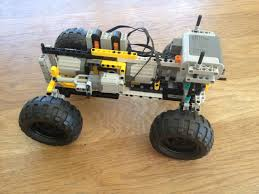 100 Lego Remote Control Truck Building An Off Road Car With LEGO Technic Christoph Bartneck PhD
