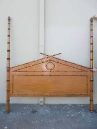 Bamboo Headboard Cal King by Antique Faux Bamboo Headboard Bamboo Headboard Faux Bamboo And