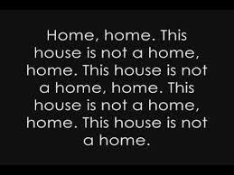 Three Days Grace Home Lyrics