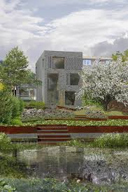 100 River Side House Side R2 Studio Architects