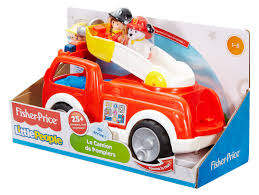 Fisher-Price Little People Lift 'n Lower Fire Truck - French Edition ... Little People Lift N Lower Fire Truck Shop Toddler Power Wheels Paw Patrol Battery Ride On 6 Volt Fisher Price Music Parade On Vehicle Craigslist Fire Truck Best Discount Fisher Price Lil Rideon Amazoncouk Toys Games Firetruck Engine Moving 12 Rideon For Toddlers And Preschoolers Fireman Sam Driving The Mattel 2007 Youtube Powered Ride In Dunfermline Fife Gumtree