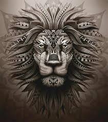Leo Face Tattoo Designs Ideas For Men And Women Their Back