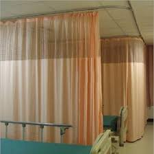 hospital cubicle curtains manufacturer from new delhi