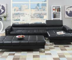 Poundex 3pc Sectional Sofa Set by Sofa Sectional Sofa Set Magnificent Small Modular Sofa