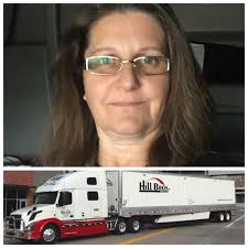 Meet #truckingdiva Julia Wojdacz